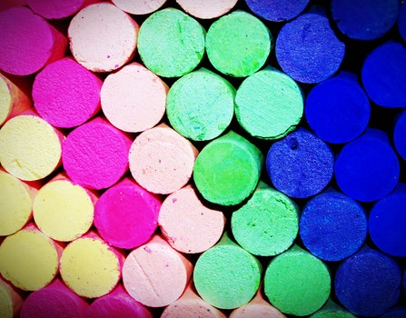 Free stock photo of art, texture, stack, colorful