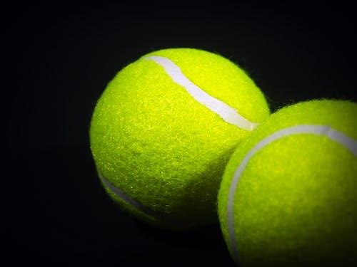 Ảnh lưu trữ miễn phí về bóng tennis, cận cảnh, kết cấu, những quả bóng