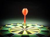 luck, arrow, blur
