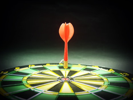 Radio advertising effectiveness - Dartboard