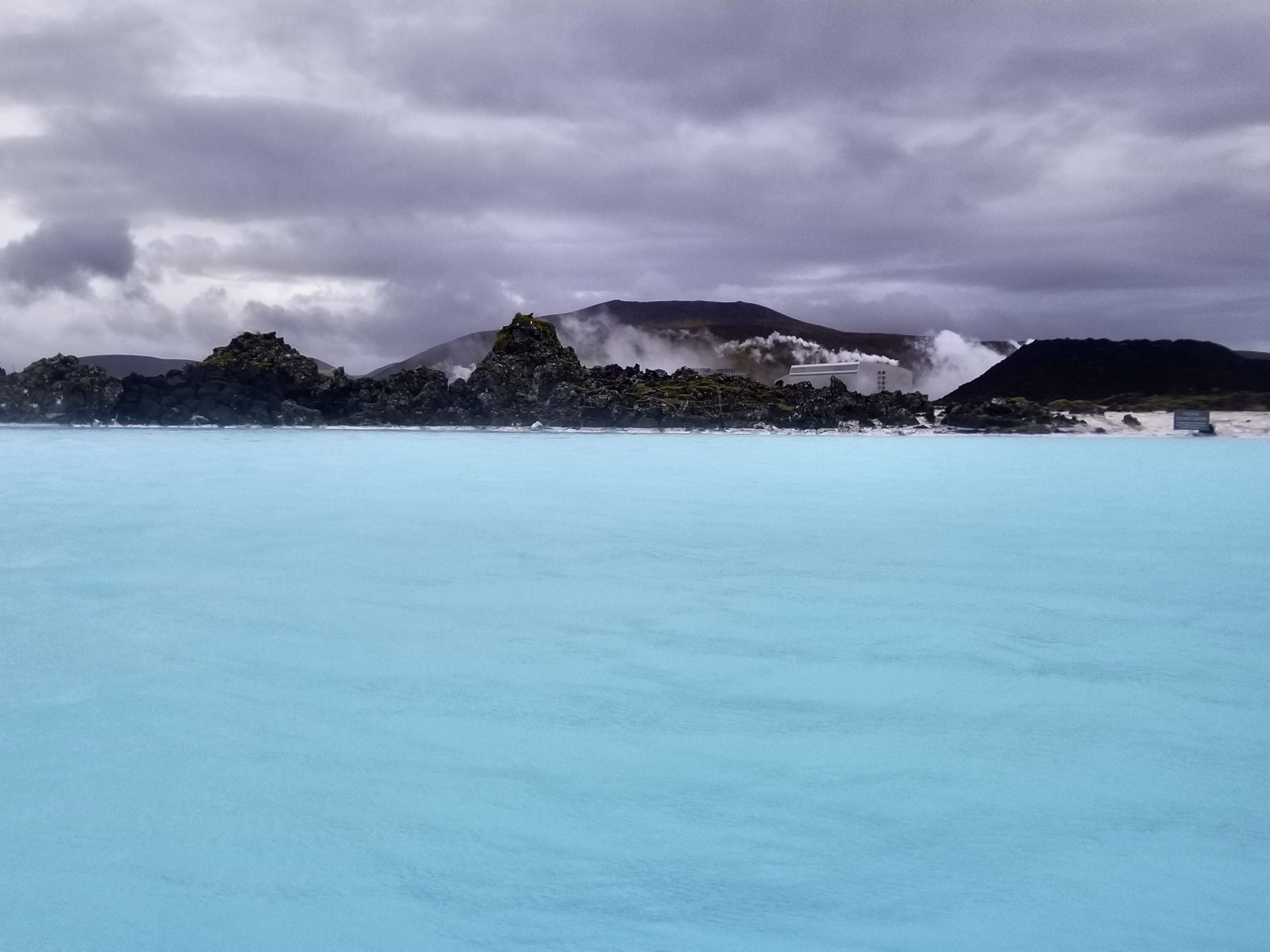 Free stock photo of blue lagoon, geothermal spa, iceland, Svartsengi geothermal power station