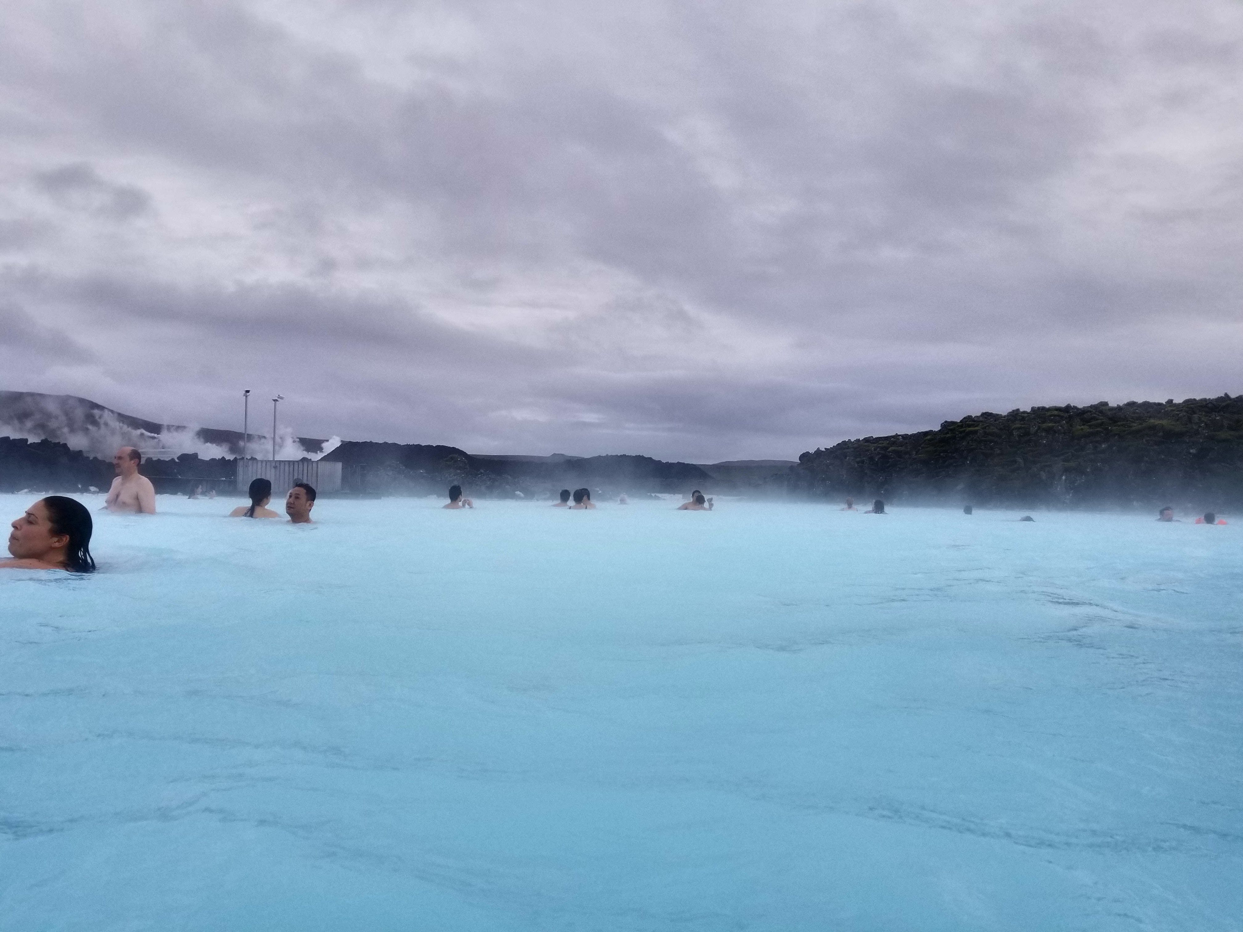 Free stock photo of blue lagoon, geothermal spa, iceland, magical