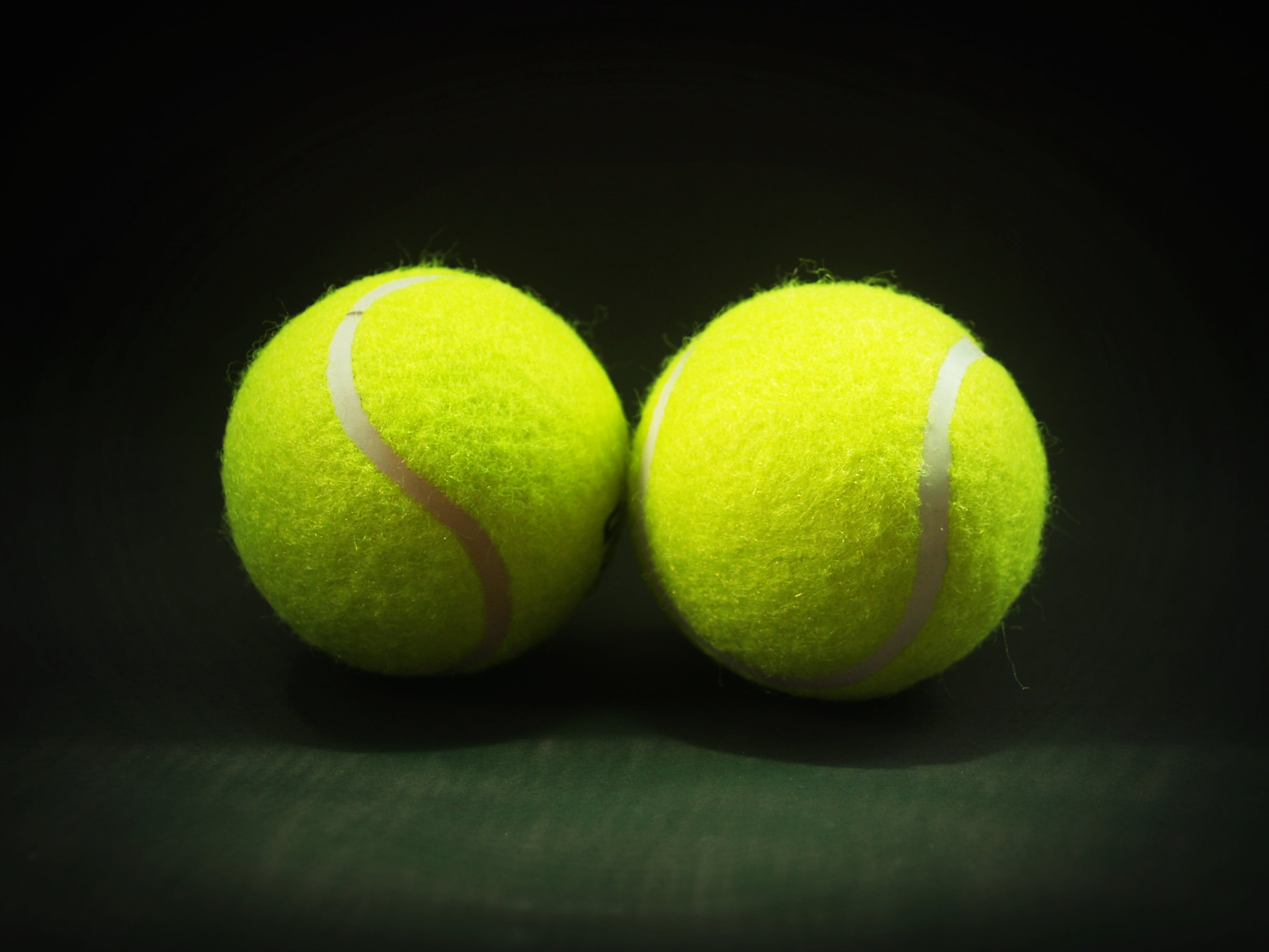 Free stock photo of ball, circle, tennis, round