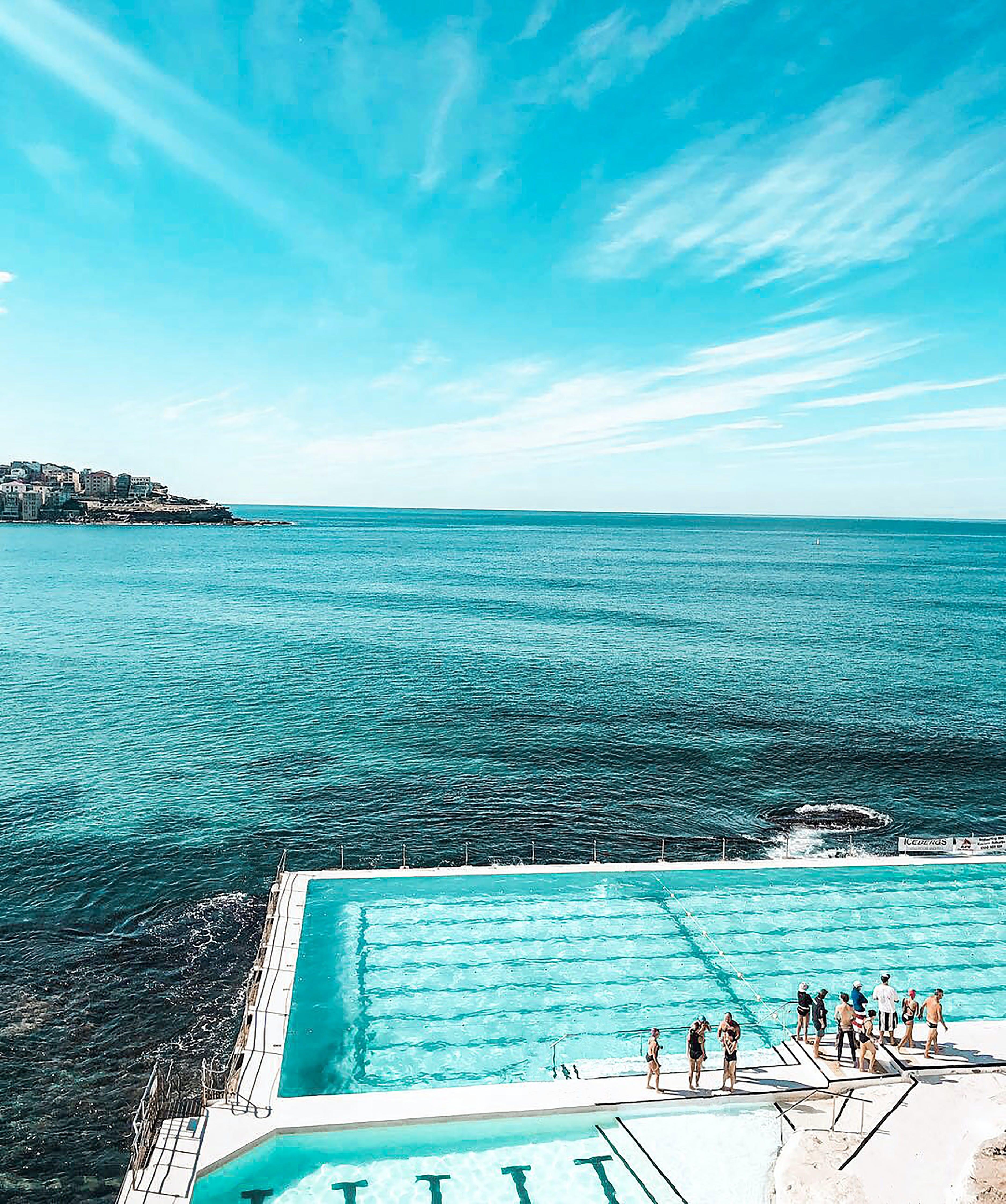 Kostenloses Stock Foto zu australien, baden, badeort, bondi beach