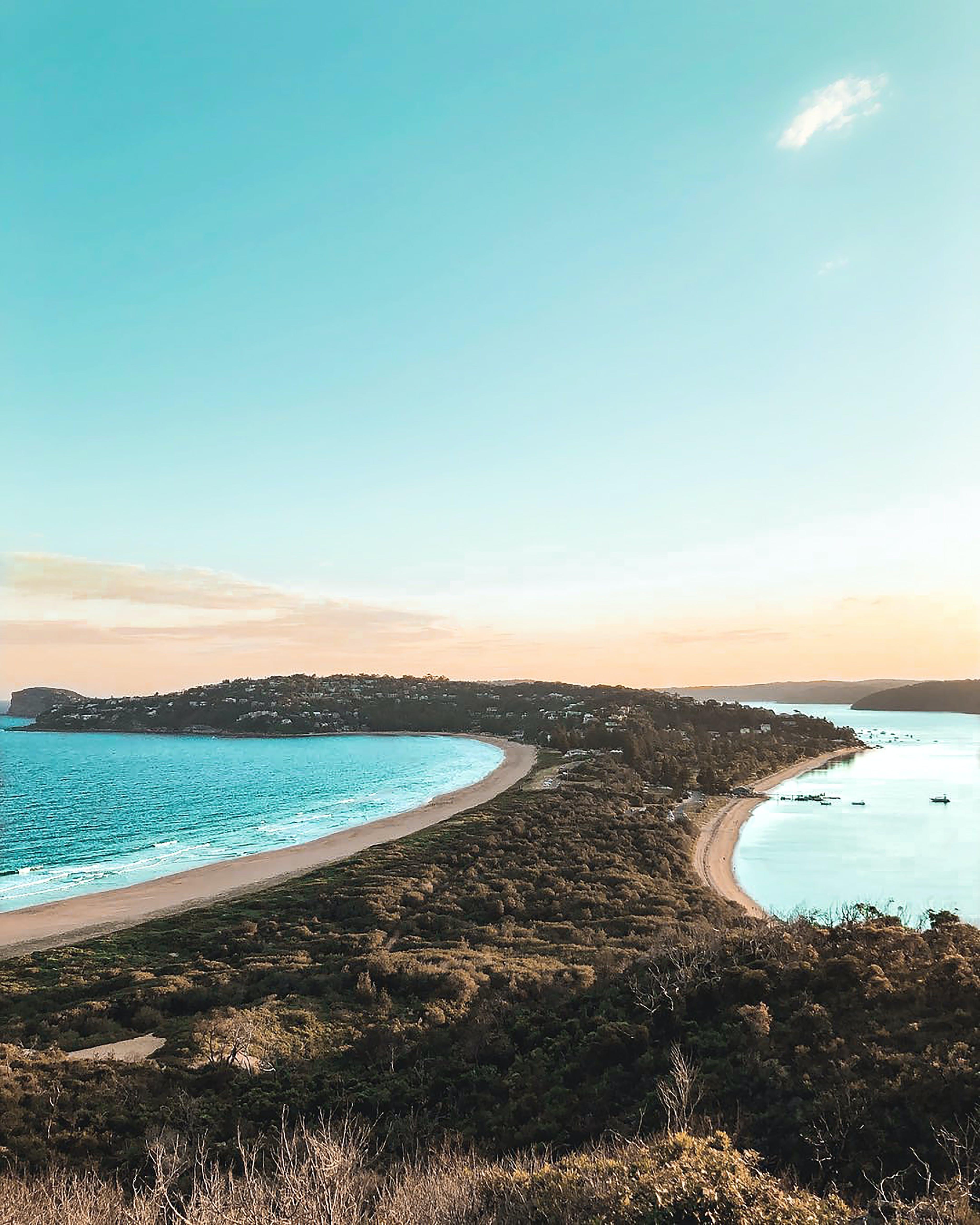 Δωρεάν στοκ φωτογραφιών με Surf, αεροφωτογράφιση, άμμος, Αυστραλία
