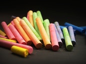 blur, colorful, colourful
