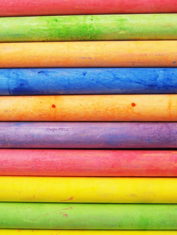 detailný záber, farby, farebný