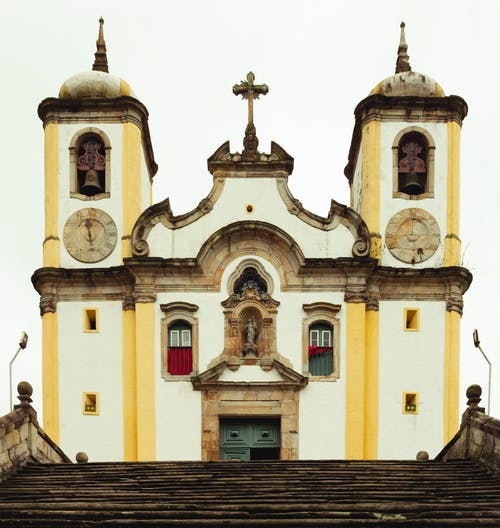 Free stock photo of alto da cruz, brasil, brazil, church