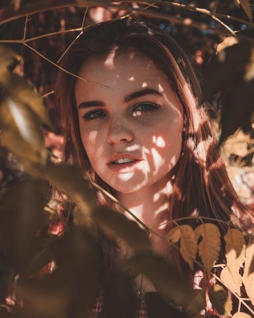 Бесплатное стоковое фото с выражение лица, глаза, женщина, красивая