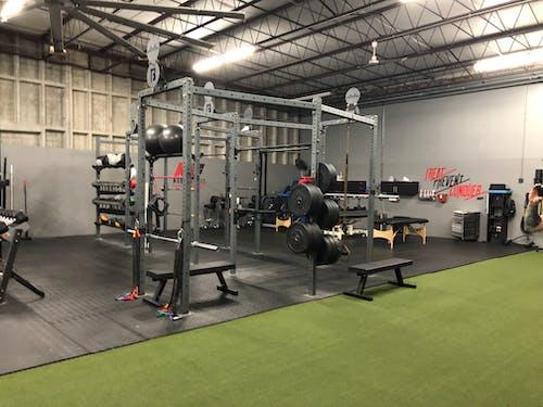 Free stock photo of crossfit, crossfit training, gym, gym equipments