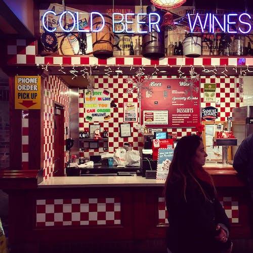 Δωρεάν στοκ φωτογραφιών με Αμερική, εστιατόριο, ΗΠΑ, κόκκινο