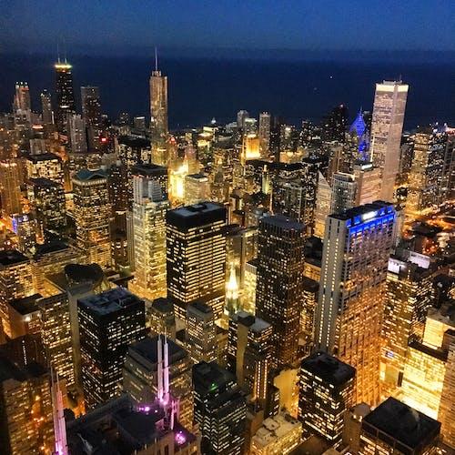 Δωρεάν στοκ φωτογραφιών με Αμερική, αρχιτεκτονική, γραμμή ορίζοντα, ΗΠΑ