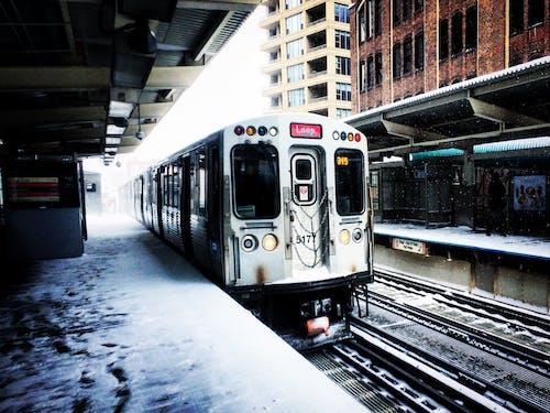 Δωρεάν στοκ φωτογραφιών με Αμερική, γραμμές του τραμ, ΗΠΑ, κόκκινη γραμμή