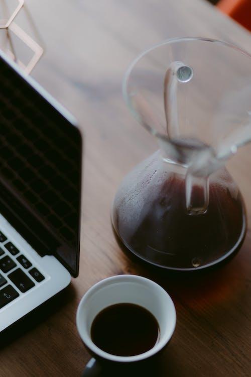 Бесплатное стоковое фото с chemex, кофе, пить, чашка