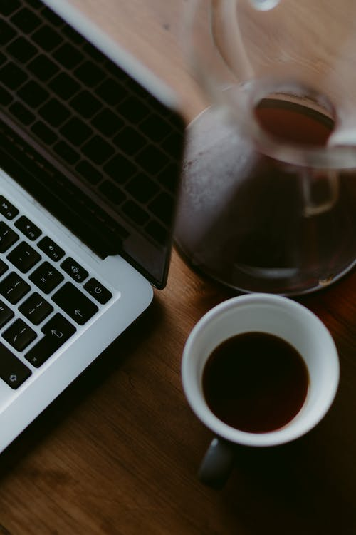 Free stock photo of black coffee, café, chemex, coffee