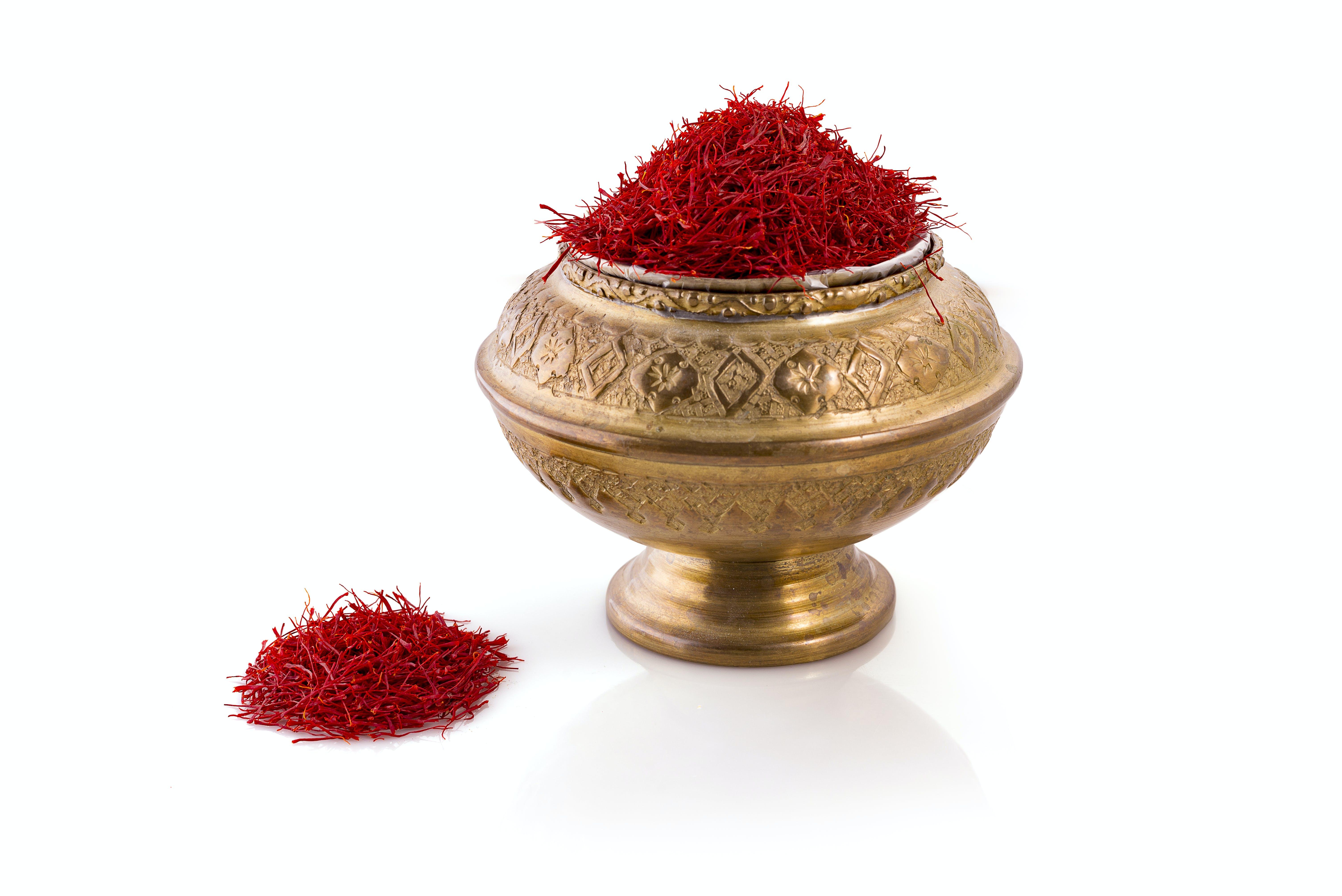 Free stock photo of saffron