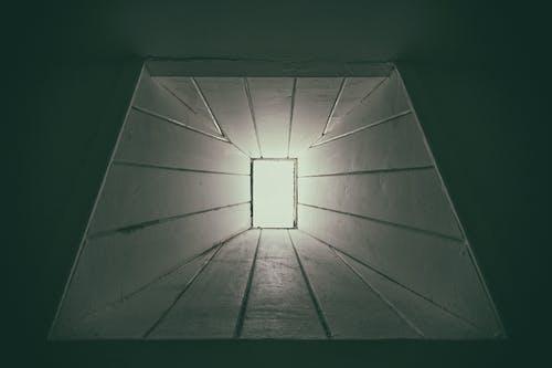glass Lighted Door