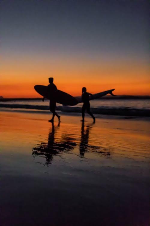 noosa, ακτή, άμμος
