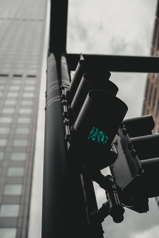 Kostnadsfri bild av denver, perspektiv, trafikljus