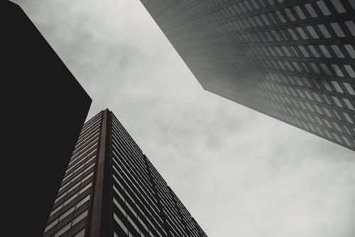 Fotos de stock gratuitas de arquitectura, arquitectura moderna, artículos de cristal, artículos de vidrio