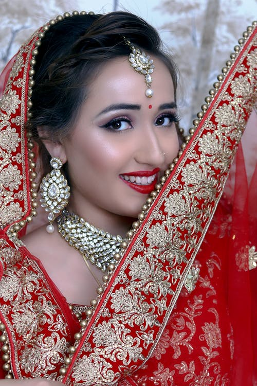Free stock photo of delhi, indian makeup, makeup