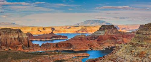 Ảnh lưu trữ miễn phí về bầu trời, bột, bức tranh toàn cảnh, Grand Canyon