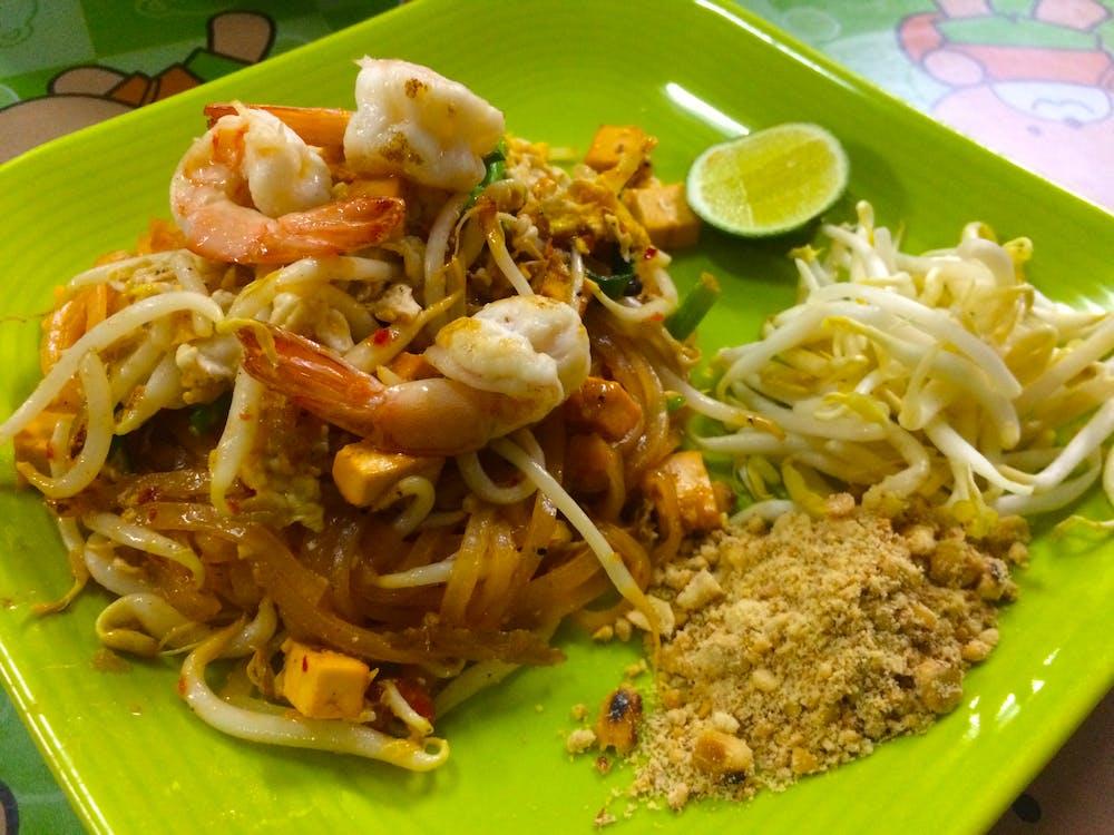 thai, thai-mat, ผัด ไทย