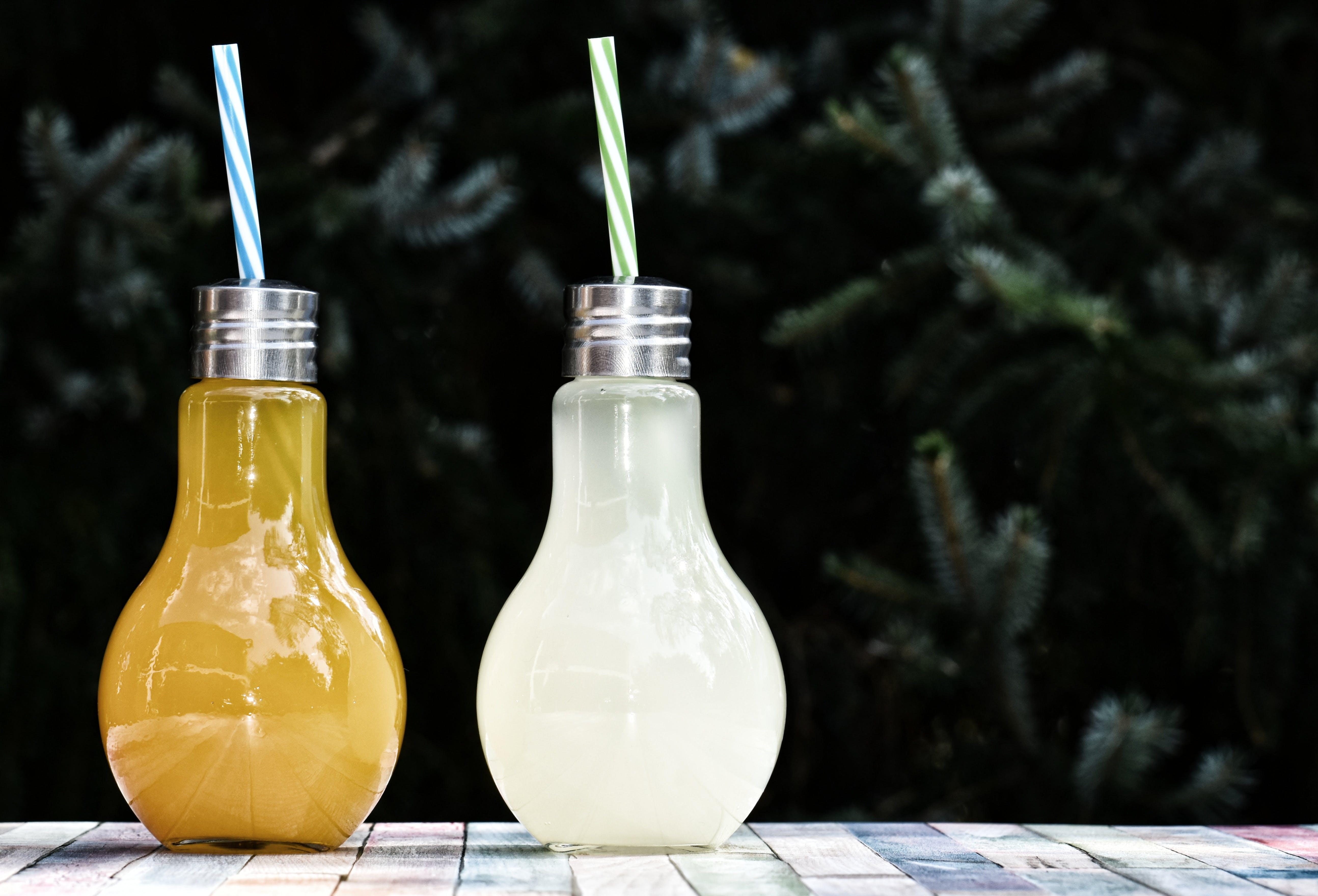 さわやか, ガラス, コールド, ジュースの無料の写真素材