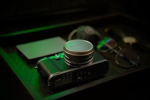アナログカメラ, フィルム, フジフィルム, 古い学校の無料の写真素材