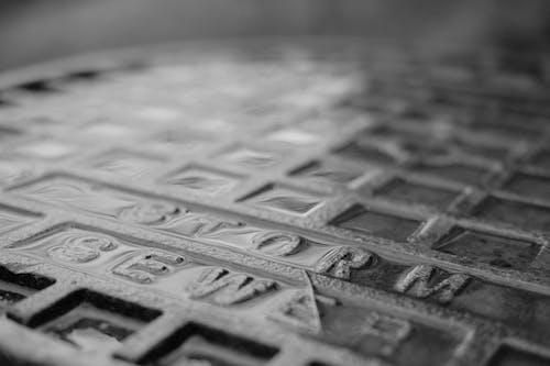 #水, ドレイン, ポットホール, ムーディーの無料の写真素材