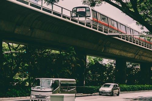 Kostenloses Stock Foto zu autos, metro, mrt