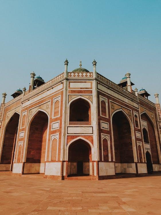 арки, архитектура, вид