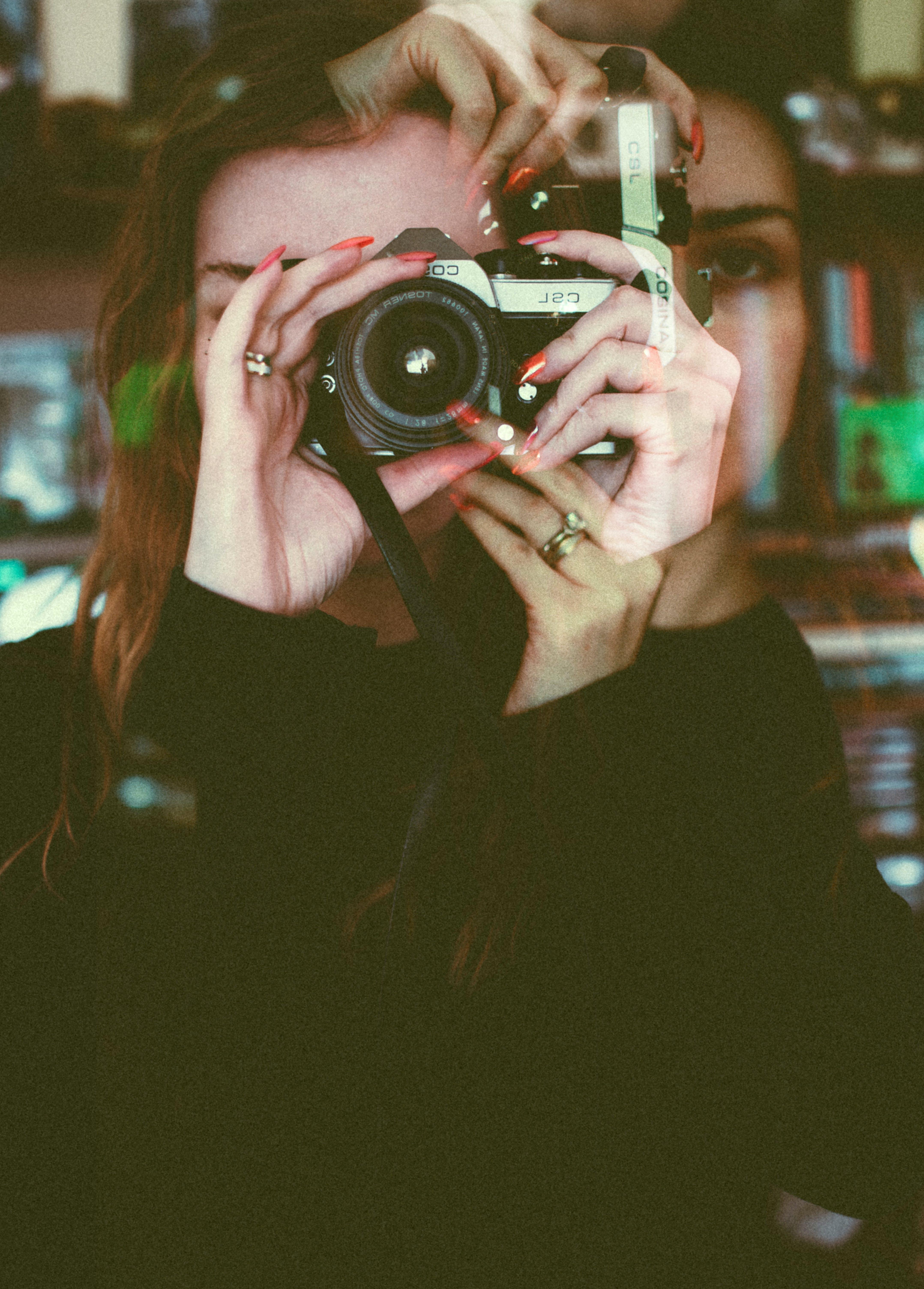 Double Exposure Photography