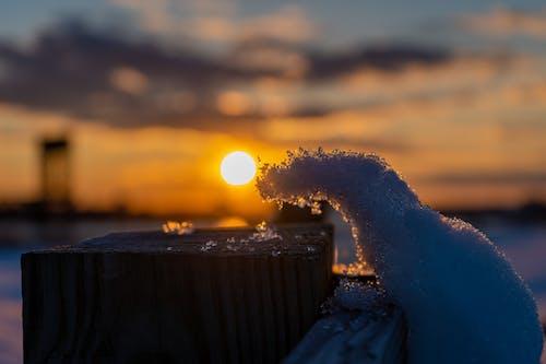 Darmowe zdjęcie z galerii z estetyka, piękny, zachód słońca