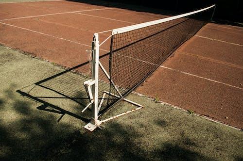 Gratis stockfoto met balsport, fitness, netto, rechtbank