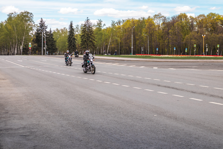 Základová fotografie zdarma na téma akce, aktivita, asfalt, bikeři