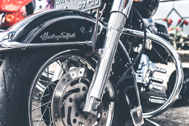 Immagine gratuita di acciaio, attrezzatura, bicicletta, chrome