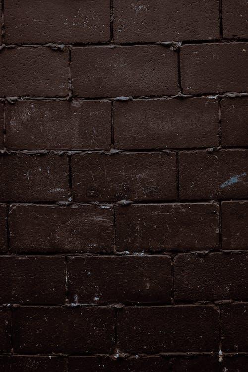 béton, brique, briques
