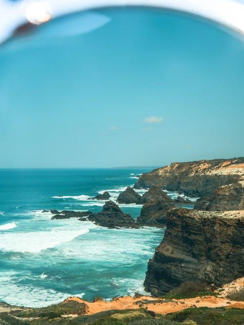 Безкоштовне стокове фото на тему «європа, атлантичний океан, бірюза, блакитне небо»