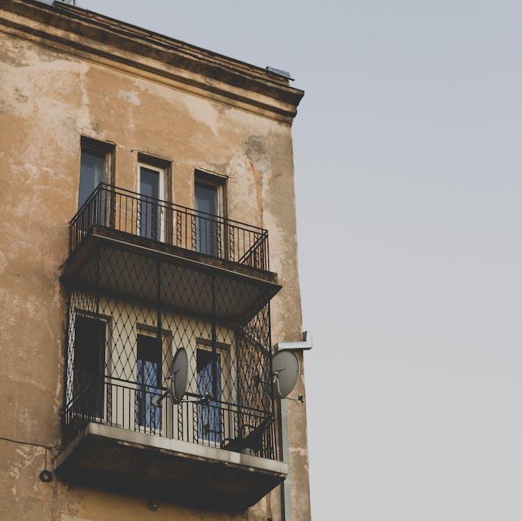 光碟, 公寓, 古老的