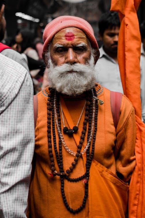 Fotobanka sbezplatnými fotkami na tému brada, festival, kostým, muž