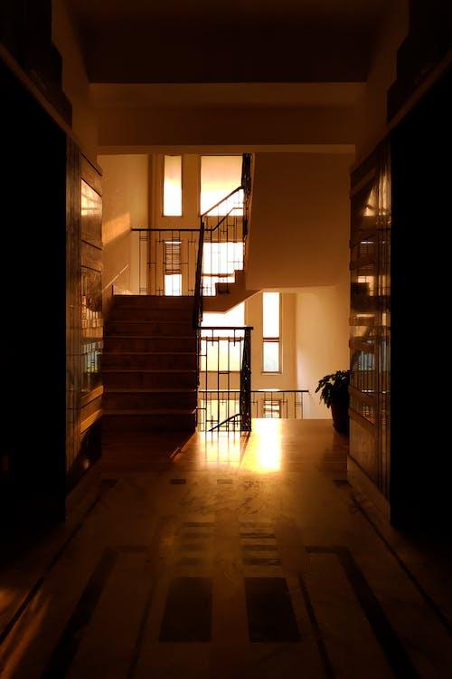 Gratis arkivbilde med arkitektur, bakbelysning, by, bygning