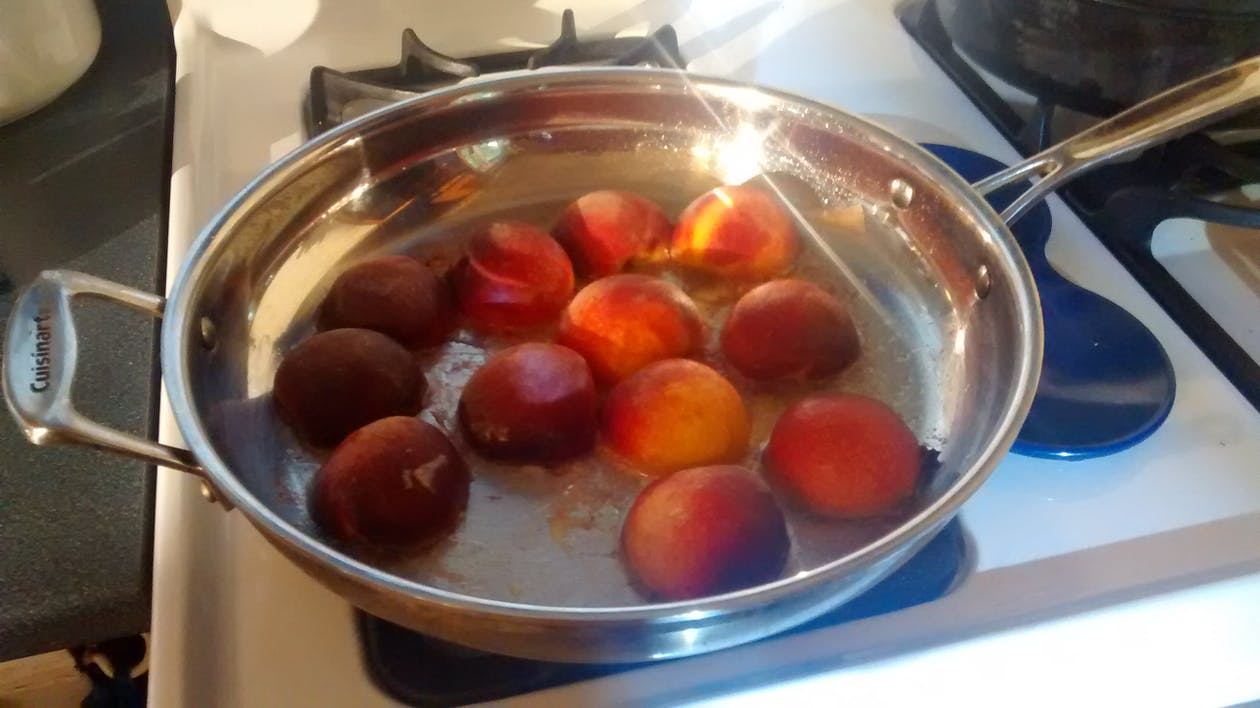 Free stock photo of frying pan