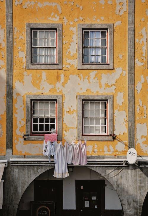 Darmowe zdjęcie z galerii z apartament, architektura, budynek, dom
