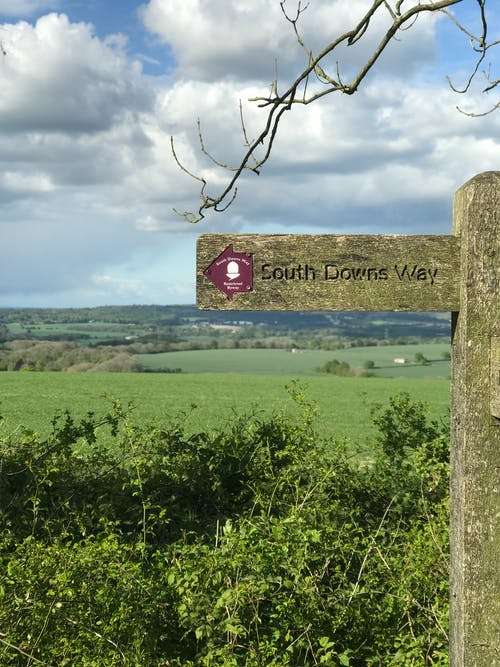 Free stock photo of countryside, hiking, Southdowns