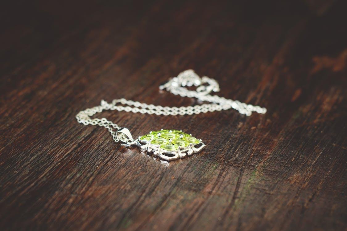 accessori, cadena, collaret