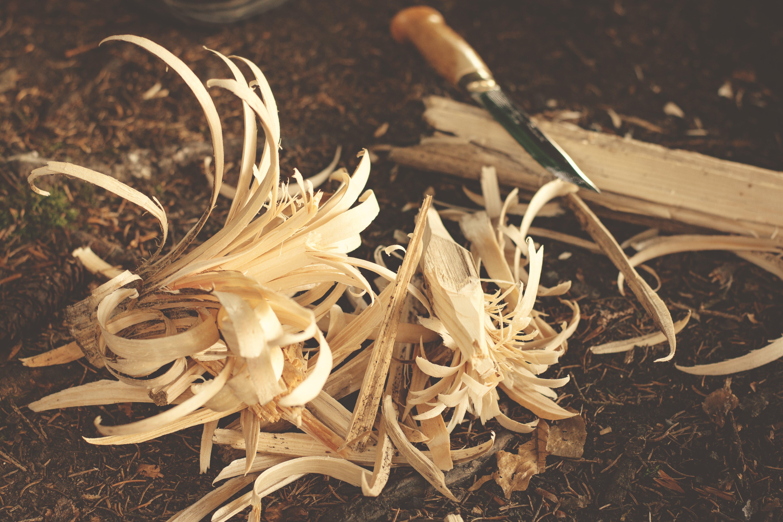 bushcraft, dry, knife