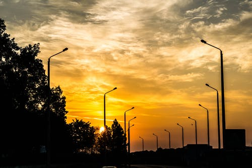 Бесплатное стоковое фото с восход, ранее утро, солнце