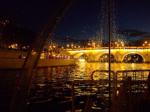 Free stock photo of Paris River