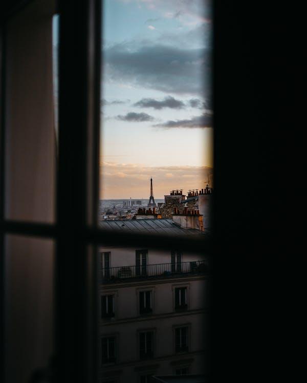 光, 光線, 城市
